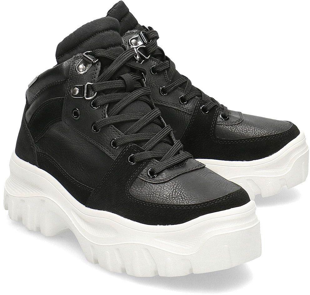 Pepe Jeans Mayfair Warm - Sneakersy Damskie - PLS50374 999