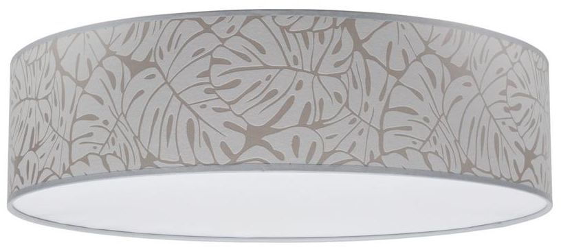 Plafon Mateo śr. 58 cm szary 4 x E27 Spot-Light