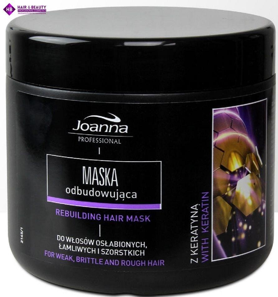 JOANNA PROFESJONALNA Maska z keratyną 500ml