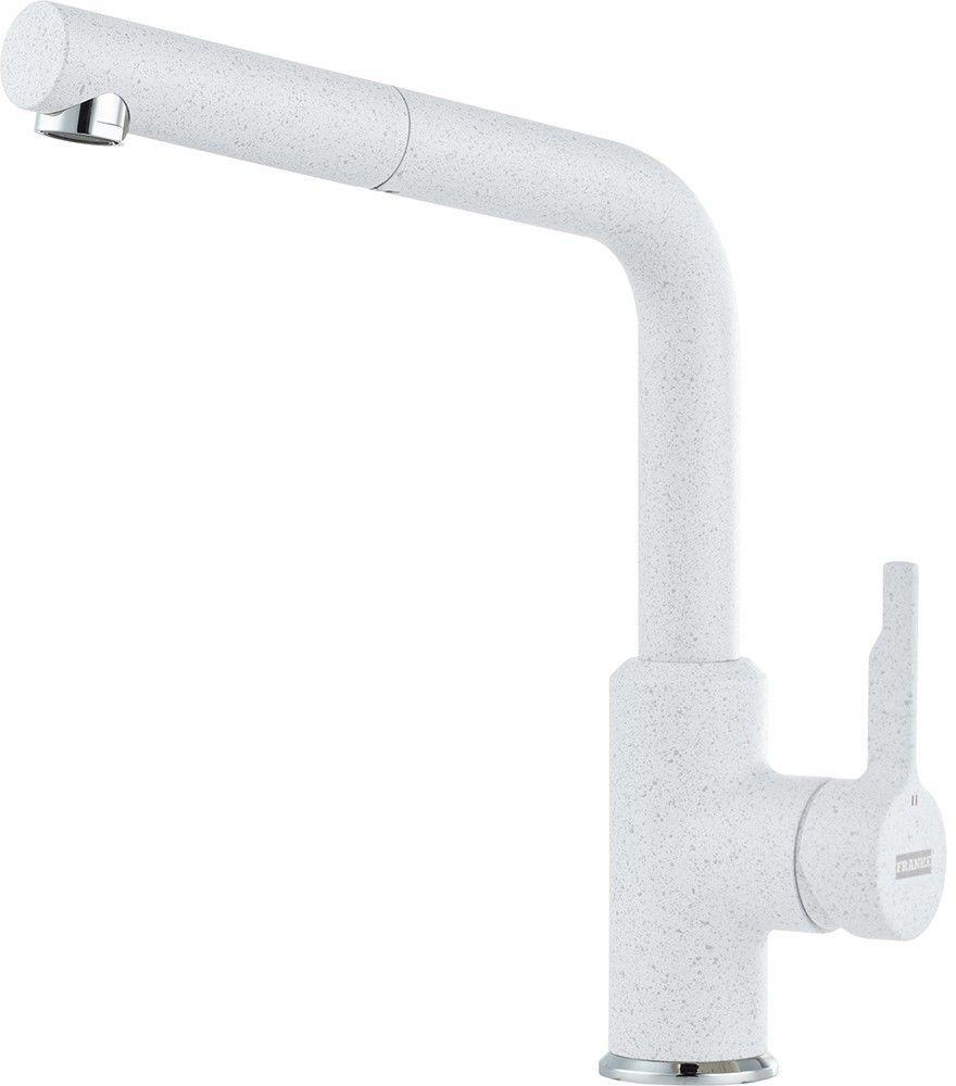 FRANKE Bateria URBAN Pull-Out Biały Polarny 115.0595.088 - (22)-266-82-20* Zapraszamy :)