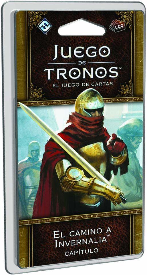 Game of Thrones  droga do invernalia, karty do gry (Edge Entertainment edggt03)