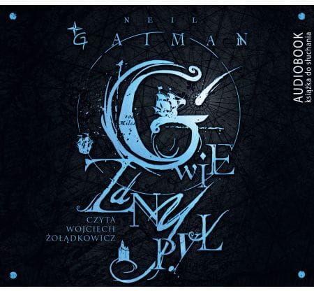 Audiobook Gwiezdny pył - CD Neil Gaiman