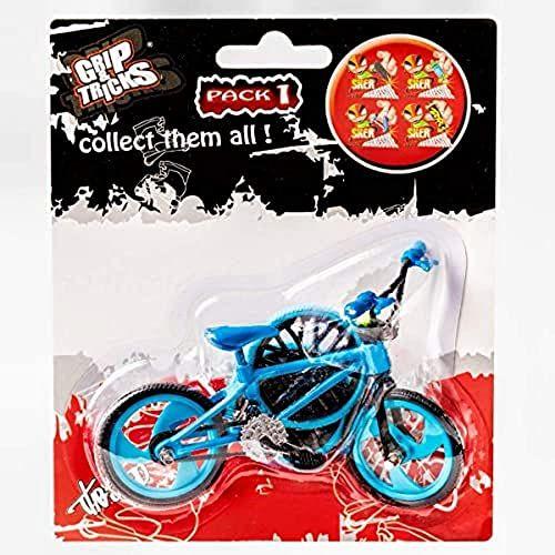 Grip & Tricks - Finger BMX - Mini BMX Freestyle Pack1 - Mini rower Freestyle