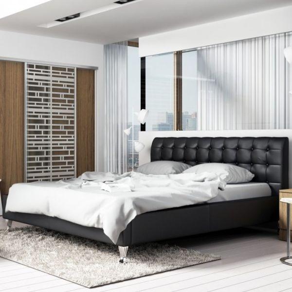 Łóżko MADISON LUX NEW DESIGN tapicerowane, Rozmiar: 120x200, Tkanina: Grupa III, Pojemnik: Bez pojemnika Darmowa dostawa, Wiele produktów dostępnych od ręki!