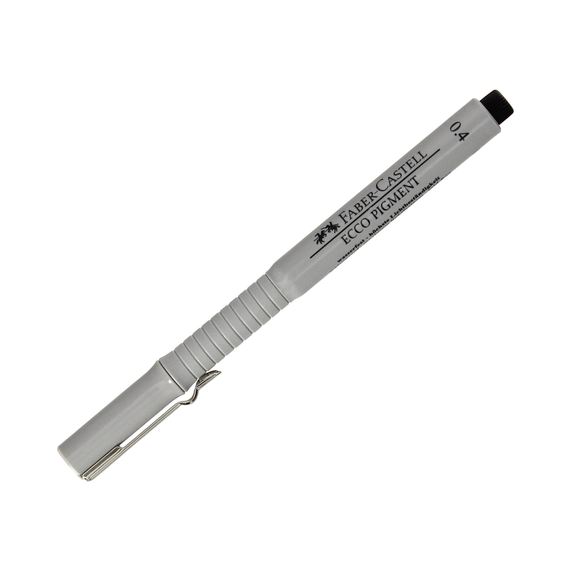 Cienkopis kreślarski 0.4mm czarny Ecco Faber 166499