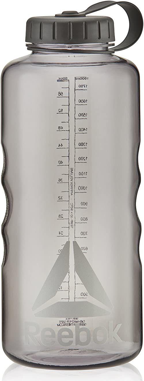 Reebok Butelka na wodę z szeroką szyjką - 1800 ml