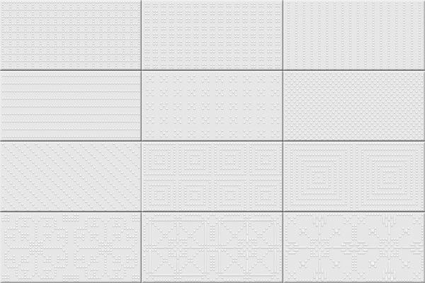 Fatracci Blanco 10x20