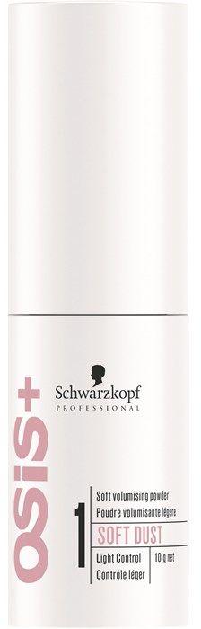 Schwarzkopf OSIS+ Soft Dust puder nawilżający dodający objętości 10g