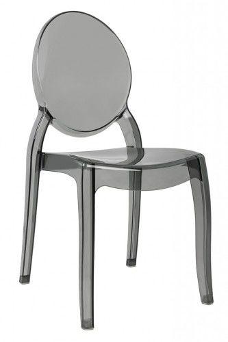 Krzesło Elizabeth dymione