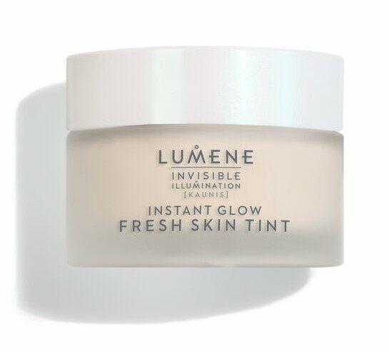 Lumene Invisible illumination Instant Glow Fresh Skin Tint Rozświetlająco-tonujący tint do twarzy Universal LIGHT 30ml