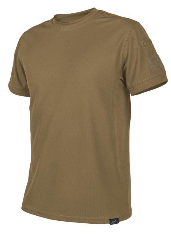 Koszulka termoaktywna Tactical T-shirt Helikon TopCool Coyote (TS-TTS-TC-11) H