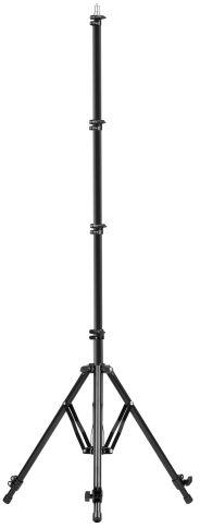Camrock WS-852 - statyw oświetleniowy, 48-220cm, udźwig 3kg