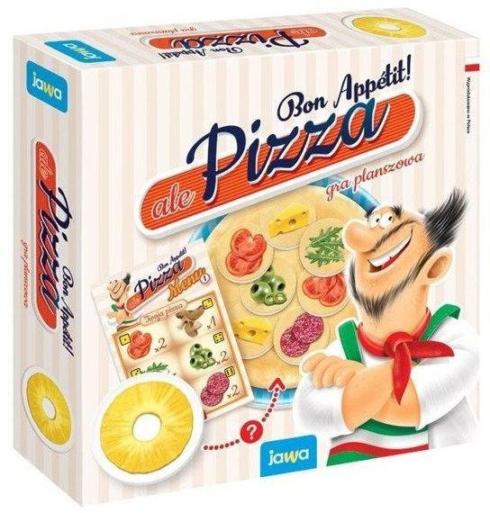 Gra Ale pizza bon appetit - JAWA GRY