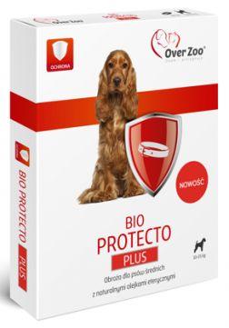Over Zoo Bio Protecto Plus Obroża Średni Pies 60 cm