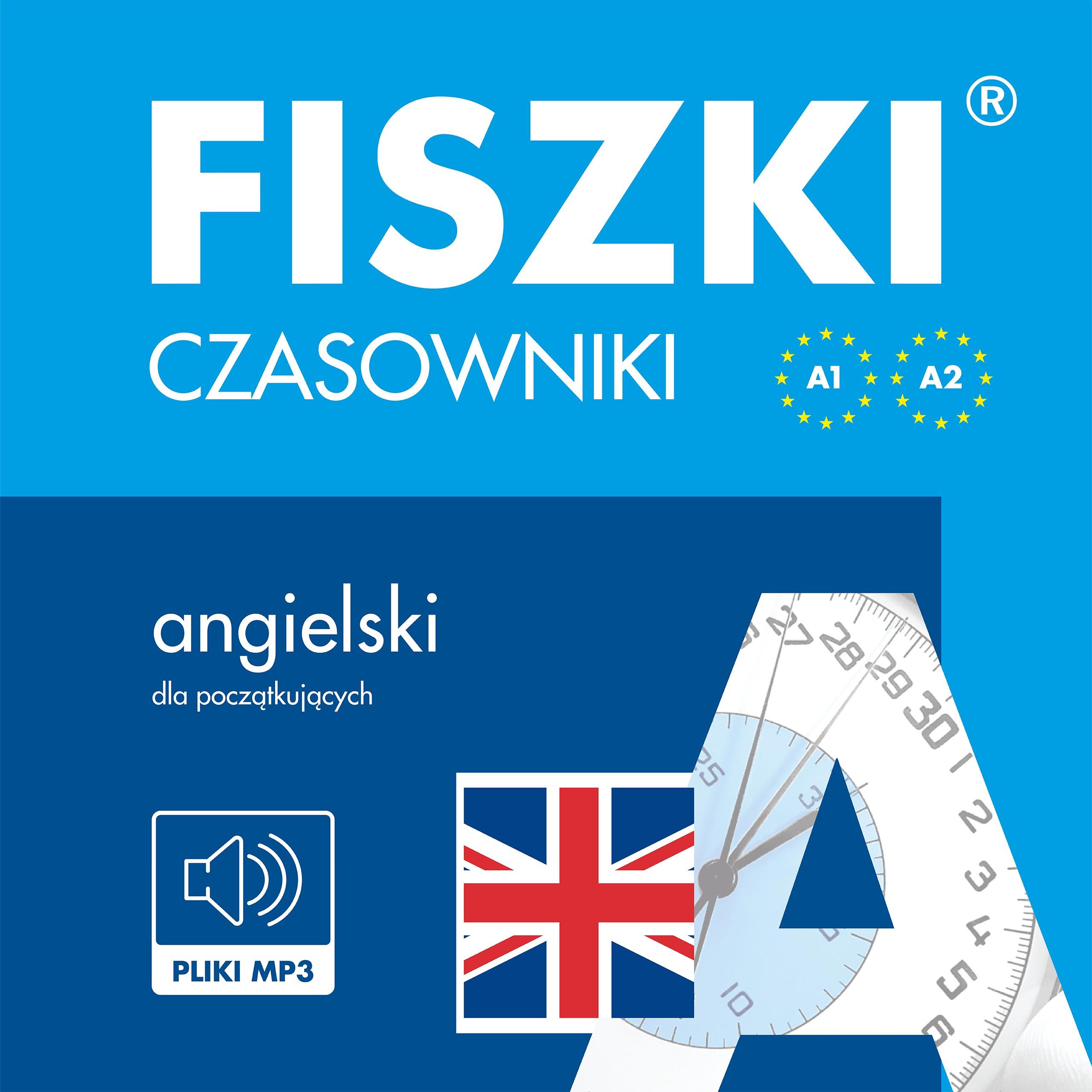 AUDIOBOOK - angielski - Czasowniki (A1-A2)