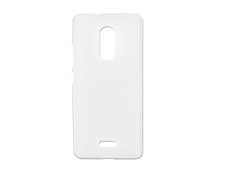 Alcatel 3C - etui na telefon FLEXmat Case - biały