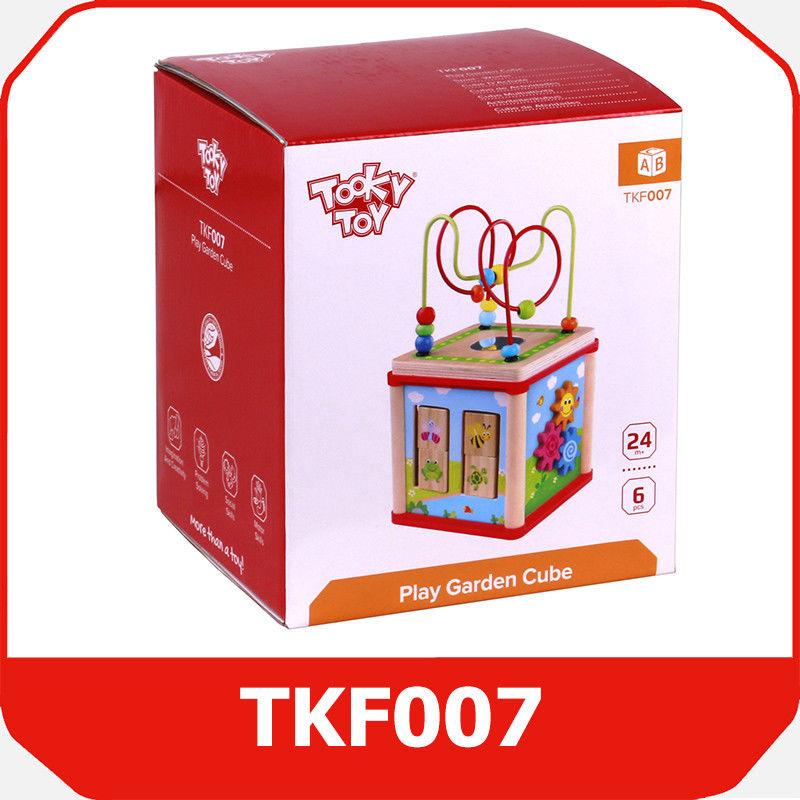 Tooky Toy KOSTKA DO ZABAWY TKF007