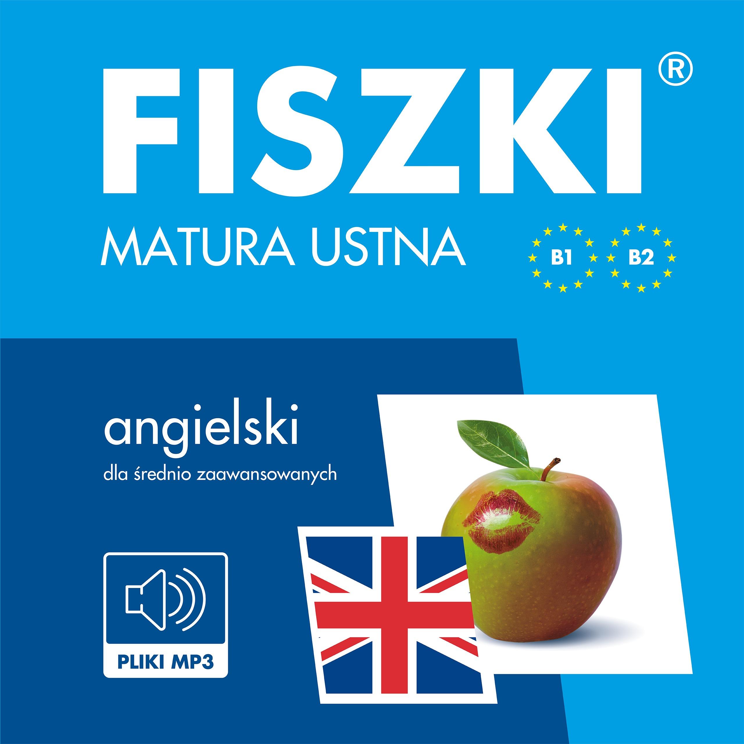 AUDIOBOOK - angielski - Matura ustna (B1-B2)