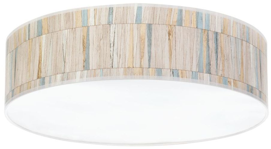 Plafon Malo śr. 48 cm beżowy 4 x E27 Spot-Light