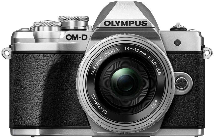 Olympus OM-D E-M10 Mark III +14-42mm EZ Srebrny