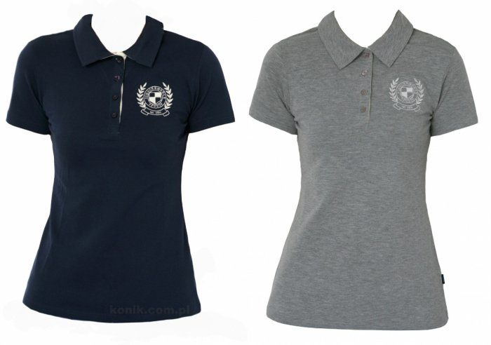 Koszulka polo PIA - Schockemohle - damska