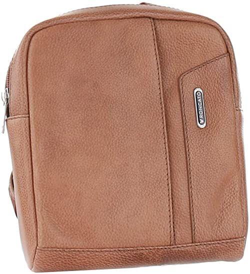 Roncato Panama DLX, Utility Bag z zamkiem błyskawicznym dla mężczyzn, rozmiar uniwersalny ecru