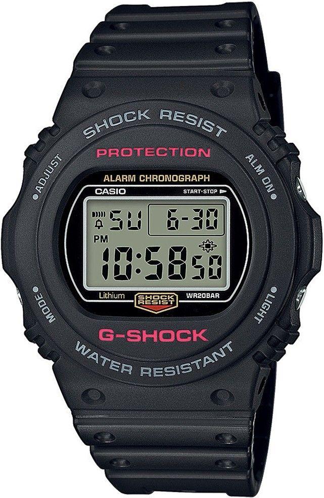 Zegarek CASIO DW-5750E-1ER G-Shock