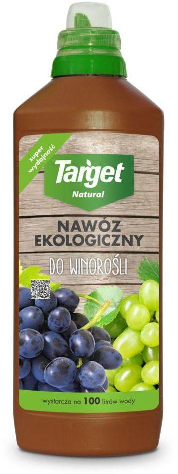 Nawóz do winorośli EKOLOGICZNY 1 l TARGET NATURAL