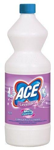 Ace Wybielacz Lawenda 1l -Dezynfekcja