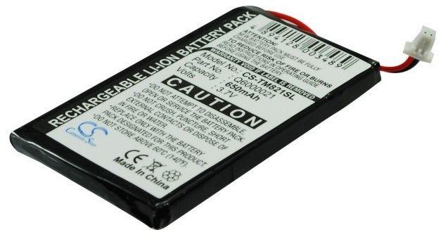 TomTom GPS-9821X / Q6000021 650mAh 2.41Wh Li-Ion 3.7V (Cameron Sino)
