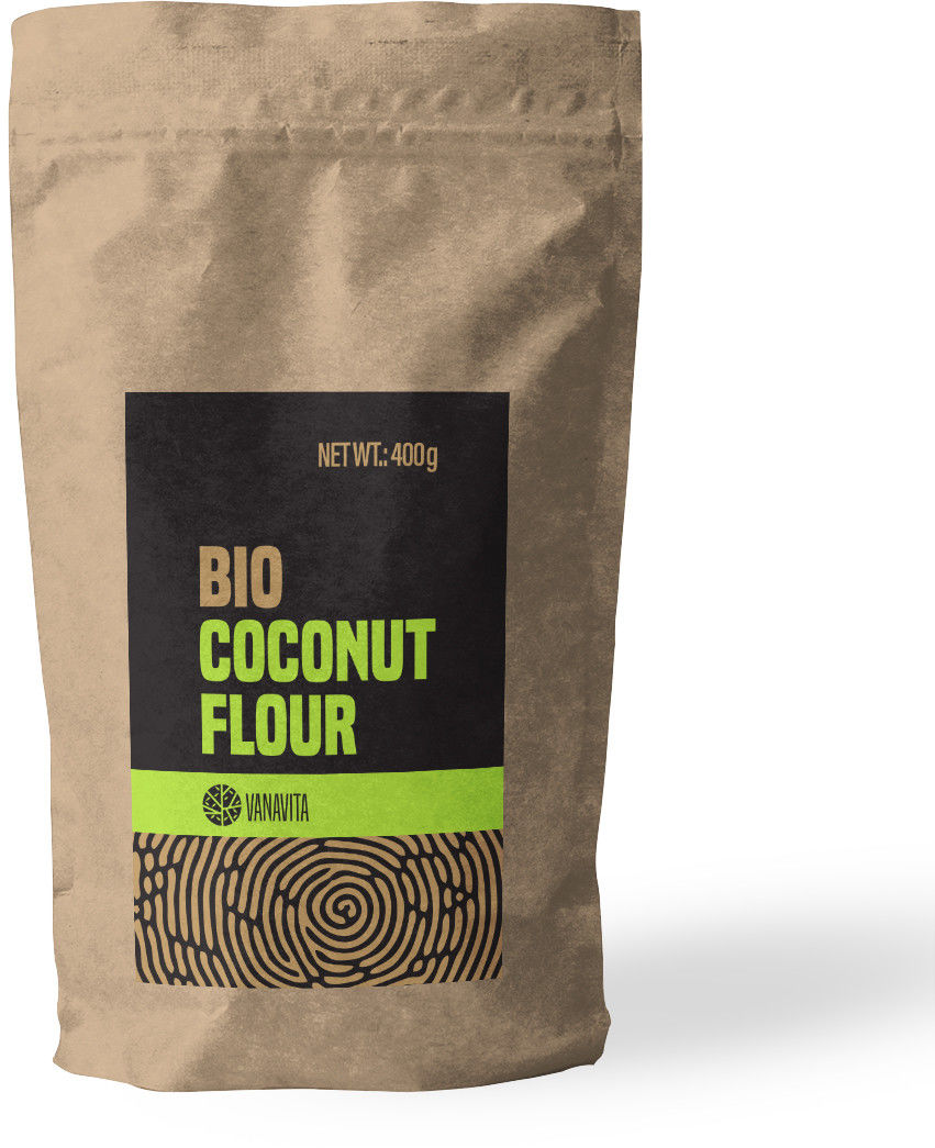 VanaVita BIO Mąka kokosowa 400 g