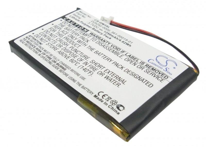 Garmin iQue M3 / 361-00019-01 1250mAh 4.63Wh Li-Polymer 3.7V (Cameron Sino)