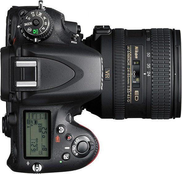 Nikon D610 Body Czarny + Karta SD 32GB