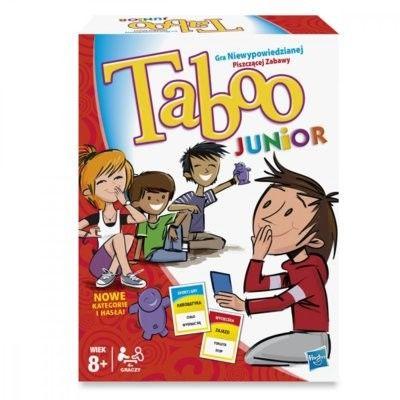 Hasbro - Taboo Tabu Junior 14334