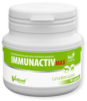 VETFOOD Immunactiv MAX 90 caps