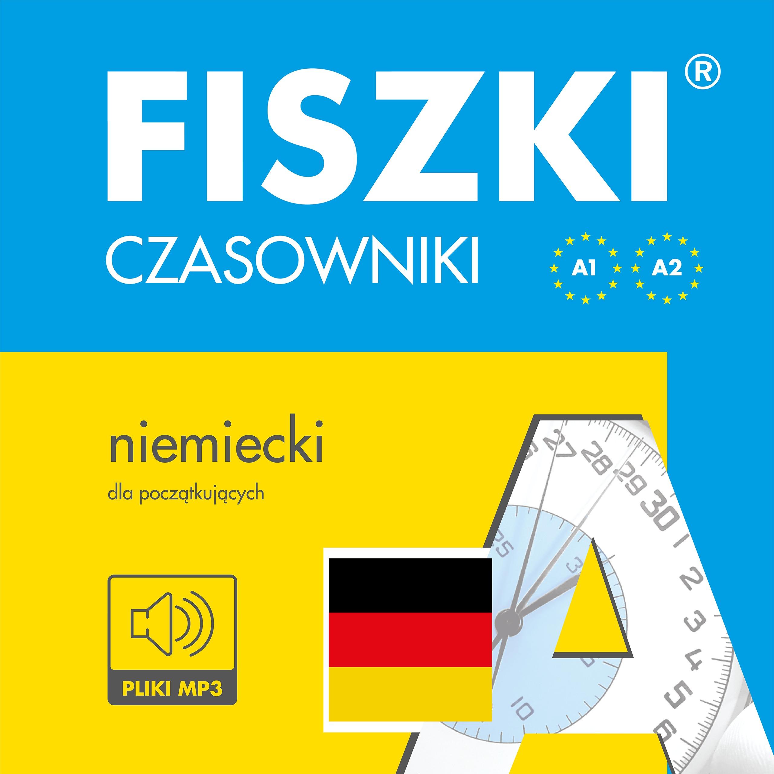 AUDIOBOOK - niemiecki - Czasowniki (A1-A2)