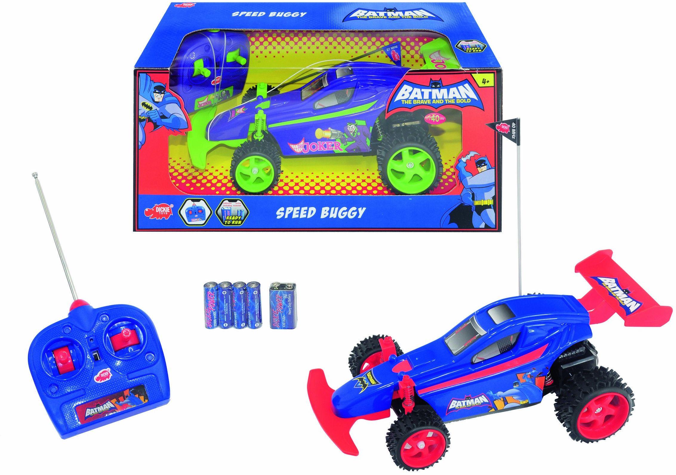 Simba-Smoby Batman R/C Speed Buggy