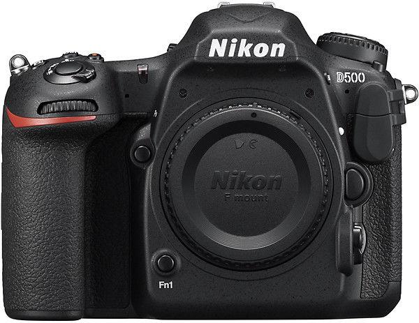 Nikon D500 Body Czarny + Sandisk SDHC 32GB