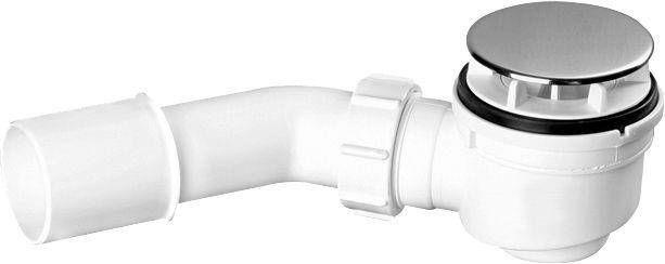 Deante Easy Clean Syfon do brodzików o odpływie 50mm