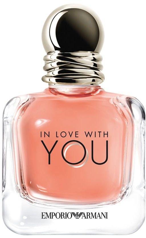 Armani Emporio In Love With You woda perfumowana dla kobiet 50 ml
