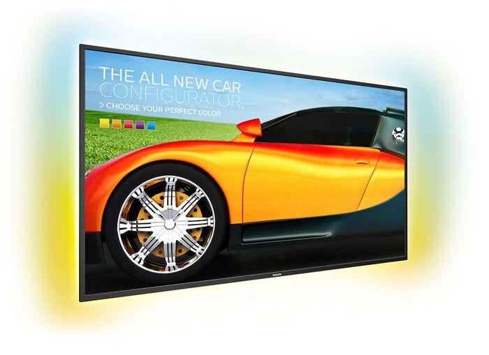 Monitor Philips Q-Line 43 BDL4335QL/00 + UCHWYT i KABEL HDMI GRATIS !!! MOŻLIWOŚĆ NEGOCJACJI  Odbiór Salon WA-WA lub Kurier 24H. Zadzwoń i Zamów: 888-111-321 !!!