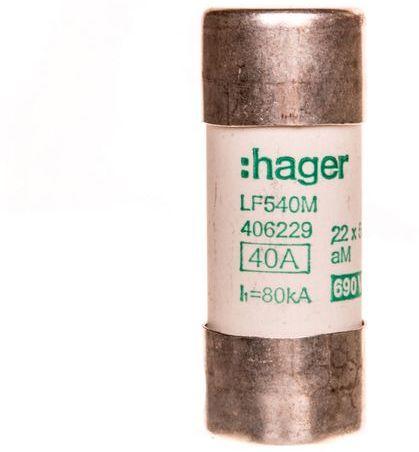 Bezpiecznik cylindryczny 22x58 aM 40A LF540M