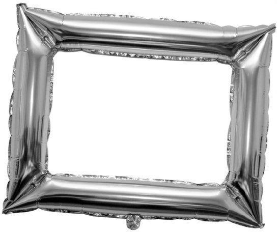 Balon ramka do zdjęć srebrna 1 sztuk BLF7805SRE