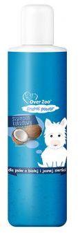Over Zoo Szampon Kokosowy dla Psów o Białej i Jasnej Sierści 200 ml