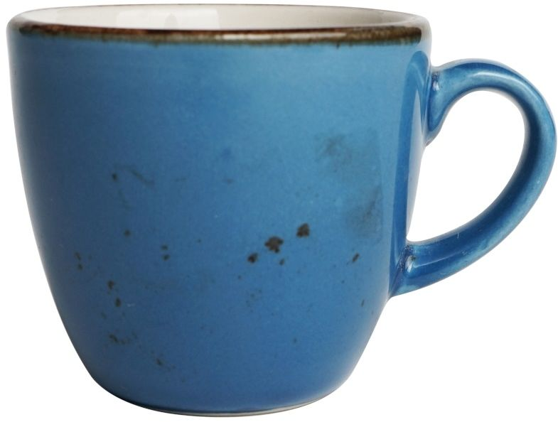 Filiżanka porcelanowa do espresso Iris 75 ml
