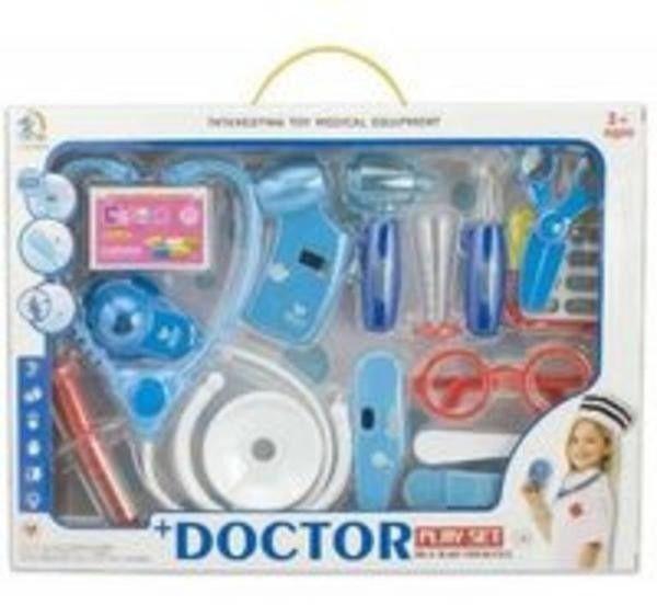Zestaw lekarski zestaw doktor mały lekarz