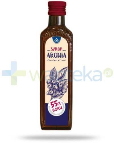 Oleofarm syrop aronia 55% soku 250 ml