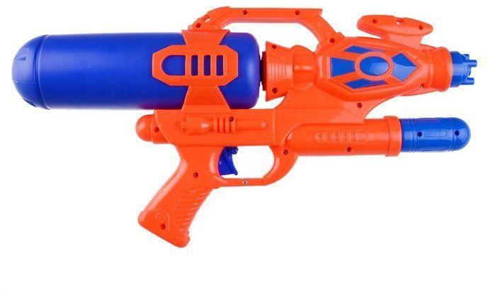 Pistolet na wodę kosmiczny mix kolorów XXL 1szt WG2226