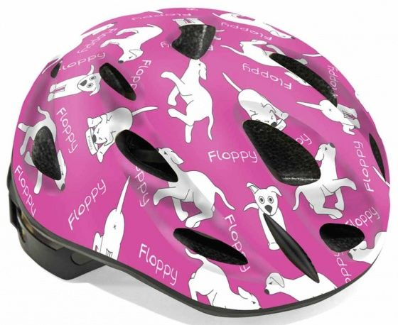 Author Floppy Kask pink