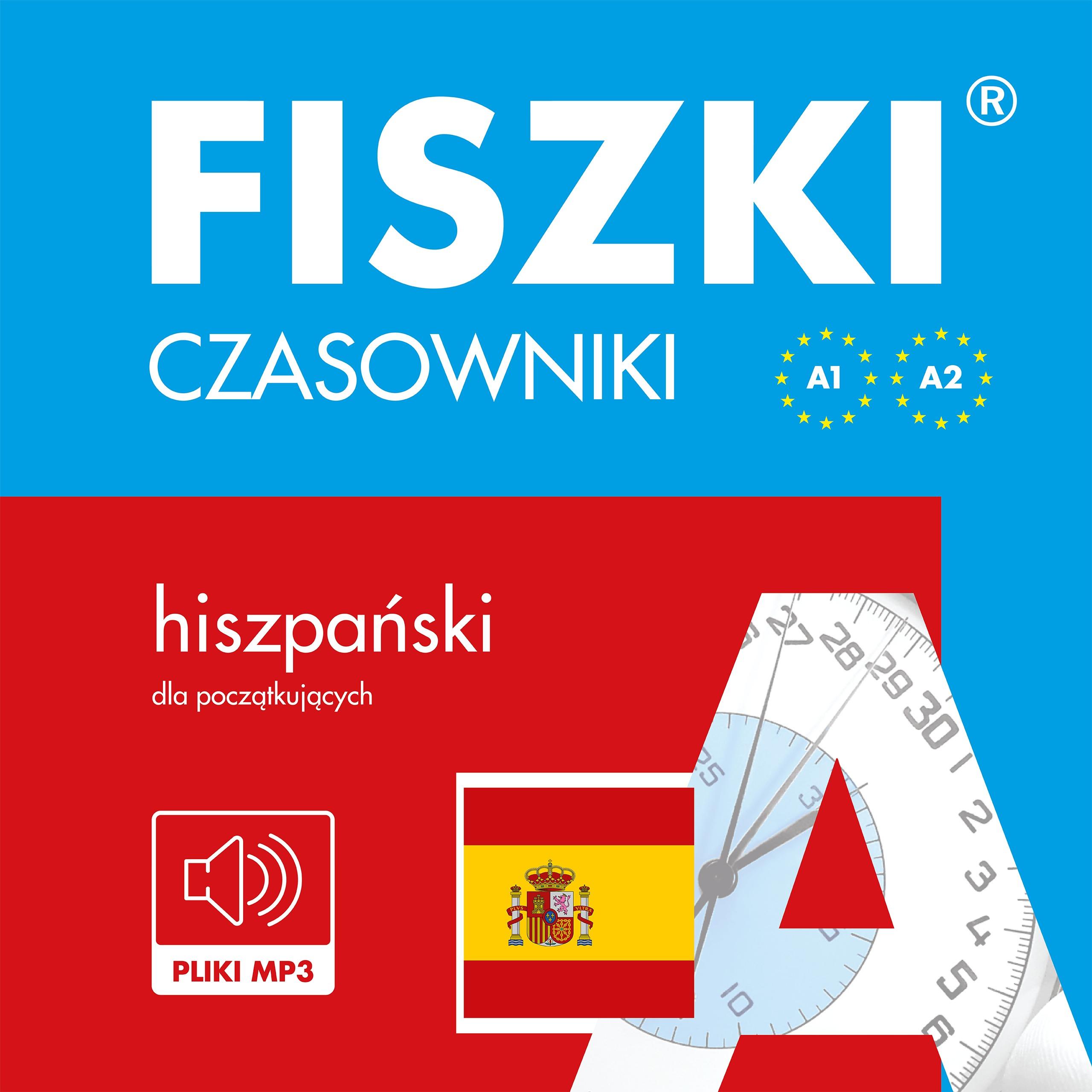AUDIOBOOK - hiszpański - Czasowniki (A1-A2)